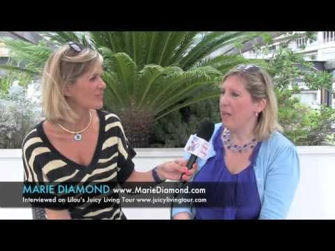 Feng Shui Expert Marie Diamond Interview In Monaco