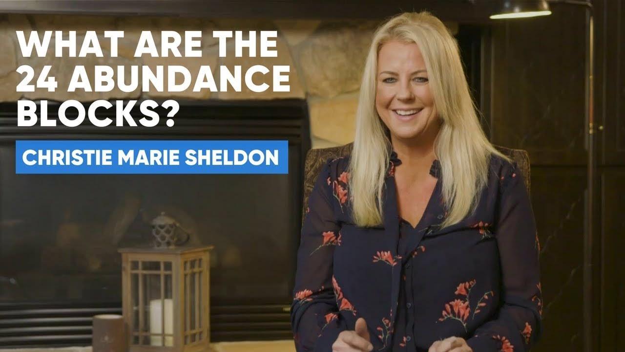 What Are The 24 Abundance Blocks?