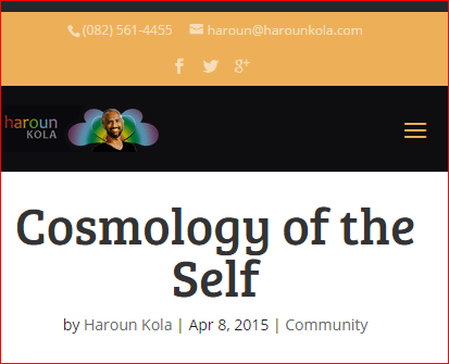 cosmology-of-the-self-haeri