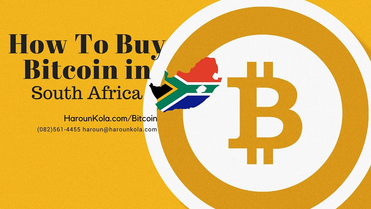 How To Buy Bitcoin in South Africa