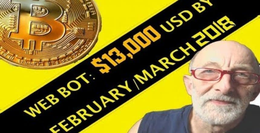 Why The Webbot Clif High Thinks Its A No Brainer Bitcoin will hit $13,888 by February 2018
