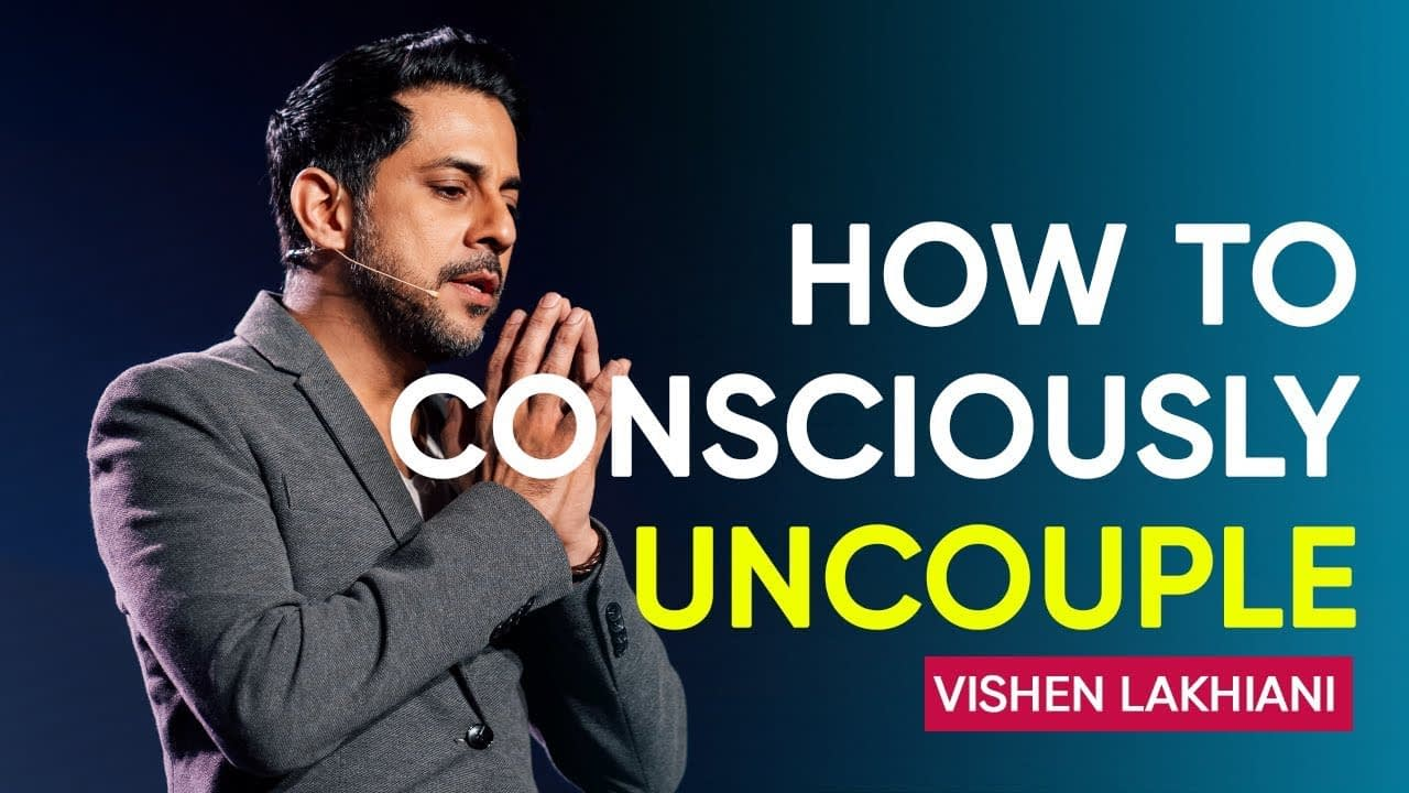 An Alternative to Painful Divorce. How to Consciously Uncouple