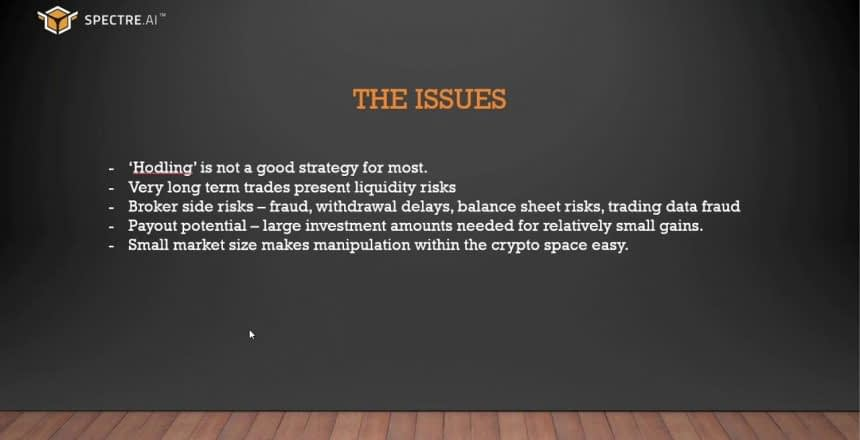 The Spectre Platform. A Comprehensive Webinar.